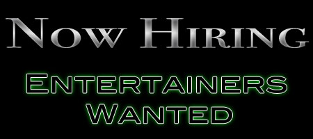 Male and Female Strippers Jobs