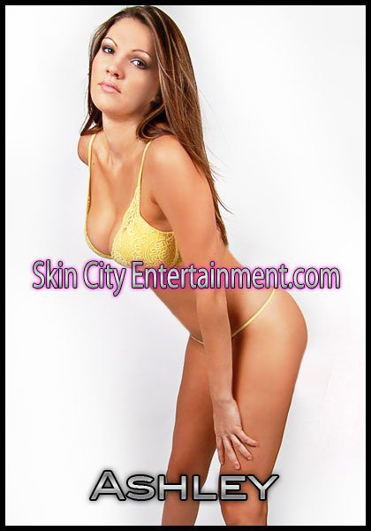 Female stripper exotic dancer Ashley
