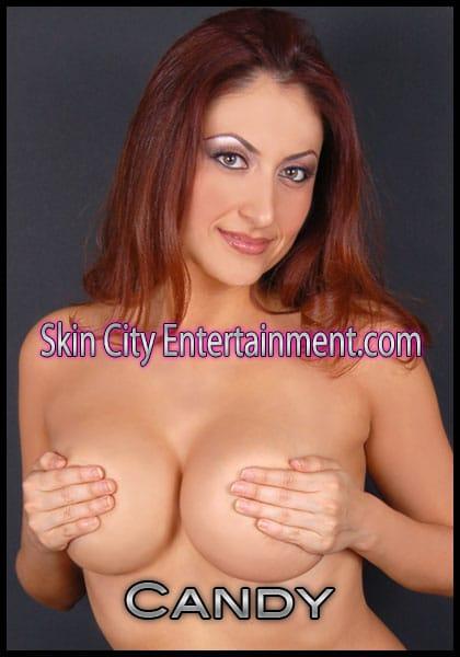 Female stripper exotic dancer Candy