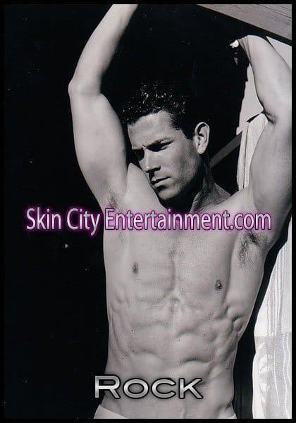 San Diego Male stripper exotic dancer Rock